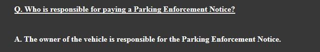 Parking enforcement services 8